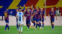 Storico in Spagna, l'Espanyol retrocede in Segunda