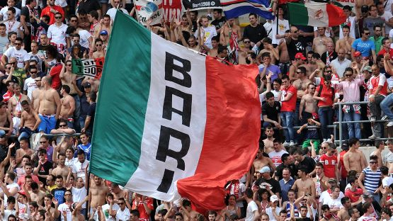 Bari, rimonta da urlo sul Catania: 4-1