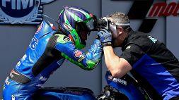 Moto2, tripletta italiana: vince Bastianini