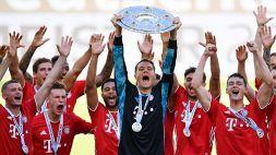 Bundesliga 2020/2021, le date: al via il 18 settembre