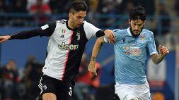 Juventus verso la Lazio: tutti i dubbi di Sarri