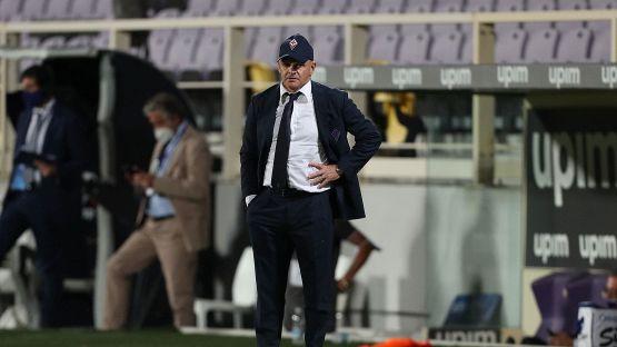 Fiorentina, a rischio panchina Iachini