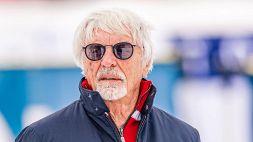 Bernie Ecclestone ancora papà a 89 anni