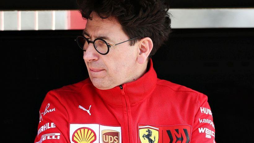 F1, Binotto velenoso con Vettel