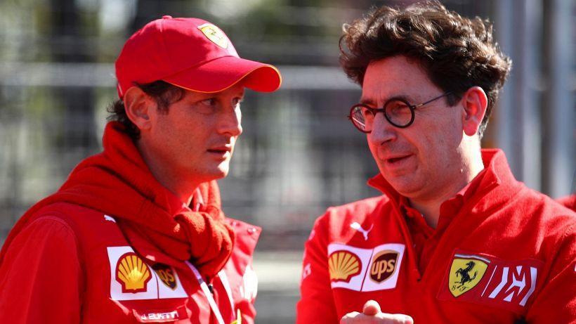 F1, Ferrari: Binotto avvisato, Elkann ha scelto il sostituto