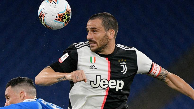 Mercato Juve: Bonucci via, scambio stellare con il Manchester City