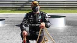 """F1, Bottas: """"Non male iniziare così"""""""