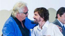 """F1, Briatore: """"Pronto a dare una mano ad Alonso"""""""
