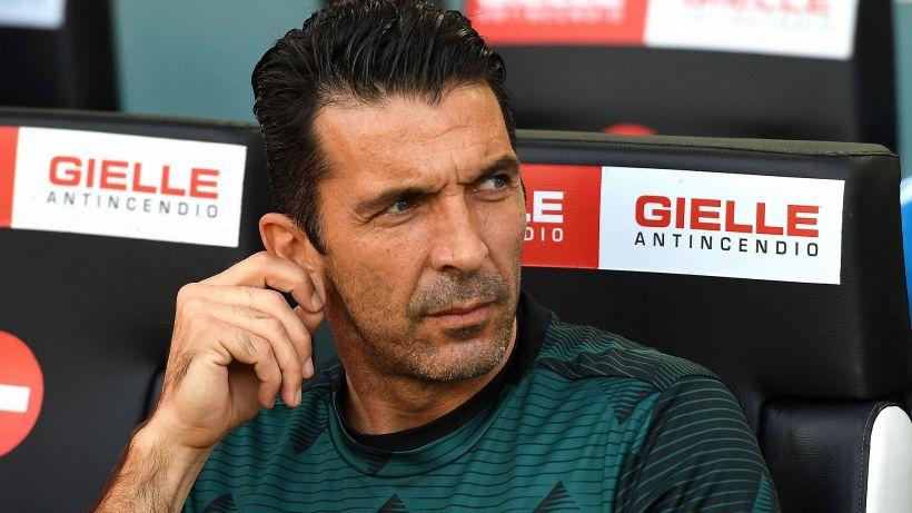 """Buffon rivela: """"Alcuni tifosi mi hanno spinto a lasciare la Juve"""""""