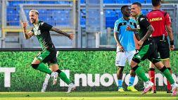 """Lazio, rissa in spogliatoio con Acerbi coinvolto? Il club smentisce: """"Nulla di vero"""""""