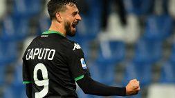 """Caputo, 17 gol in campionato: """"A 20 conoscerò Del Piero"""""""