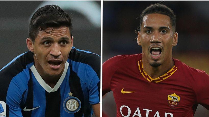 Smalling-Roma e Sanchez-Inter, prestiti prolungati ma niente Europa