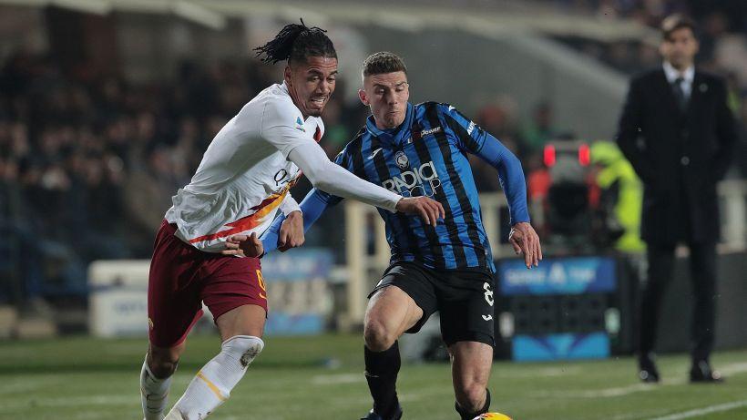 Smalling: ancora lontano l'accordo tra Roma e United