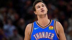 NBA, Danilo Gallinari si rivede sul parquet