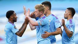 Il Manchester City giocherà la Champions: annullata la squalifica