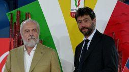 Juve-Napoli: i tifosi bocciano l'incrocio di mercato