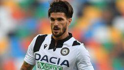 Udinese, De Paul ha chiesto di andarsene