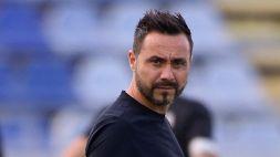 Le formazioni ufficiali di Sassuolo - Benevento