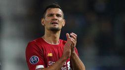 Dejan Lovren saluta Liverpool e va in Russia