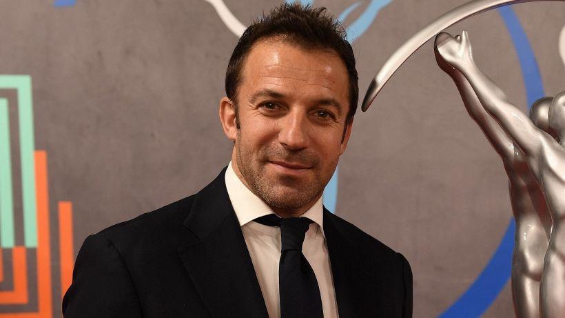 """Boniperti, Del Piero: """"Mai nessuno come lui"""""""