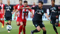 Playout Bundesliga, il Werder Bema si salva
