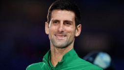 "Tokyo, Djokovic: ""Punto Steffi, sarà strano senza Nadal e Federer"""