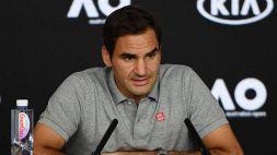 """La stampa svizzera su Federer: """"Non sa nemmeno lui quando si ritirerà"""""""