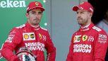 F1, sgomento Ferrari dopo lo scontro: Vettel furioso, Leclerc a pezzi