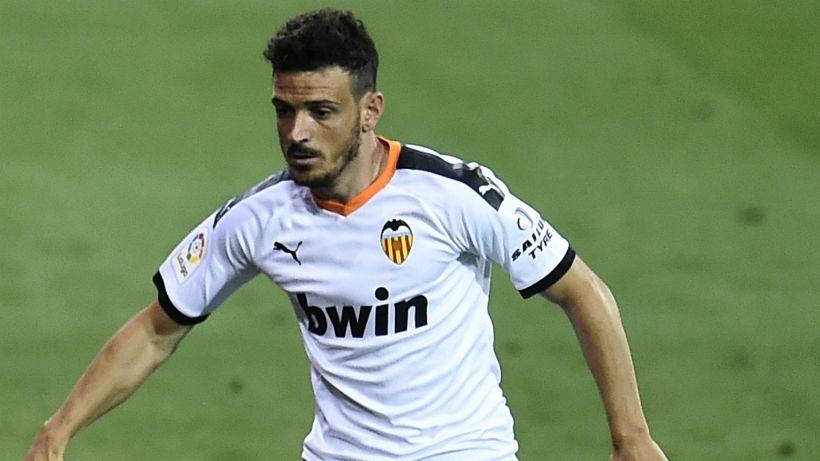 Florenzi dice addio al Valencia