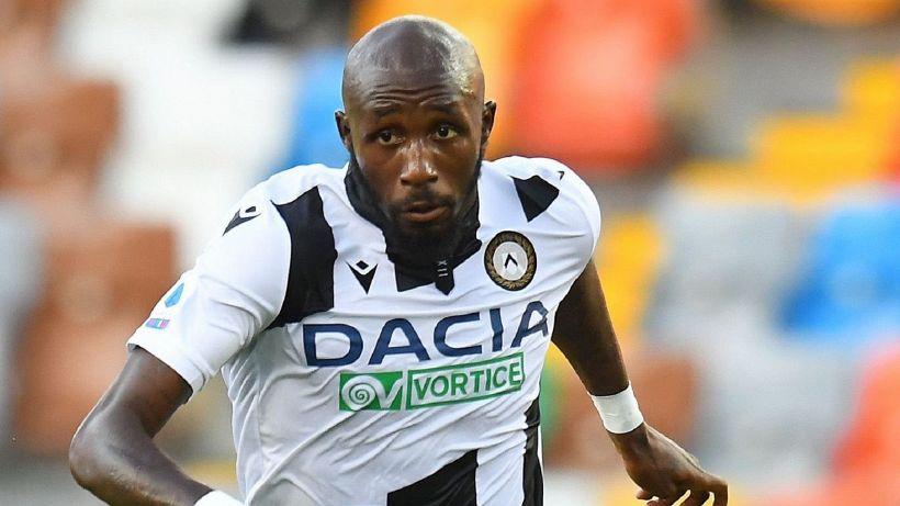 """Fofana annuncia l'addio: """"Con l'Udinese ho finito"""""""