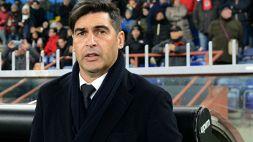 """Fonseca: """"Stiamo lavorando per avere Smalling in Europa League"""""""