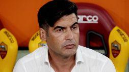 Milan-Roma, Fonseca ne perde uno
