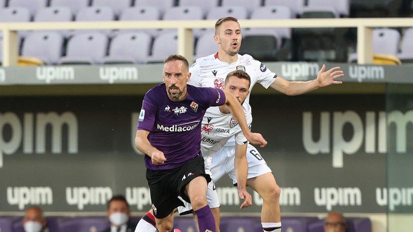 Fiorentina e Cagliari si accontentano