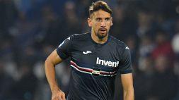 Lecce-Sampdoria sbloccata da un rigore mai visto prima