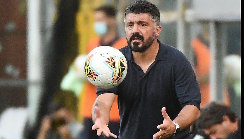 """Napoli, i tifosi a Gattuso: """"Non farlo giocare più"""""""