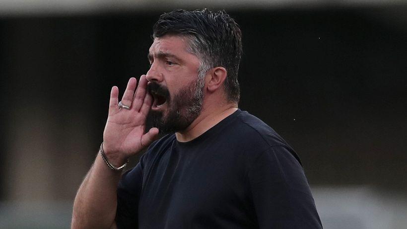 """Napoli, Gattuso smentisce il litigio: """"Ma ora si cambia"""""""