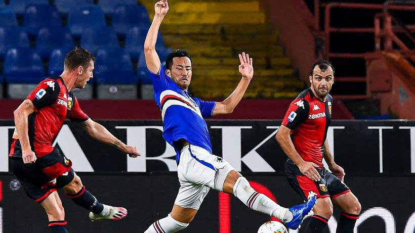 Tripudio Genoa: derby vinto e salvezza vicina
