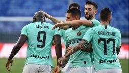L'Inter torna seconda, i tifosi esultano non solo per i gol