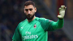 Mercato Milan: Maldini parla del rinnovo di Donnarumma