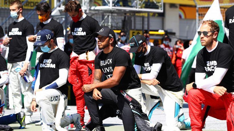 """Leclerc: """"Contro il razzismo ma non mi inginocchio"""""""