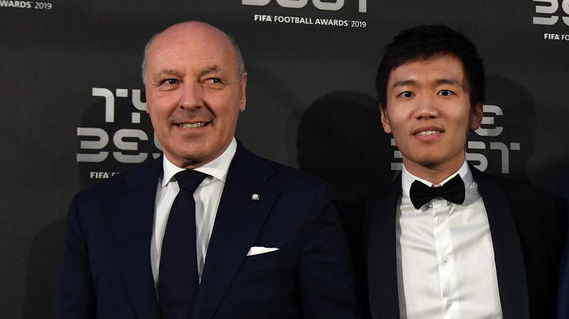 Inter, Zhang a Dusseldorf: primo incontro con Conte