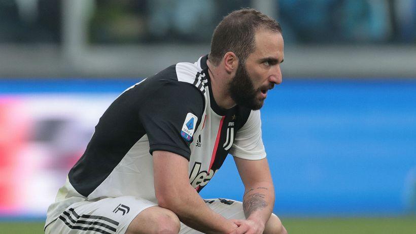 Juventus, i convocati per l'Udinese: la decisione su Higuain