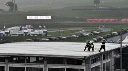 F1, Gp Stiria: nubifragio cancella la FP3. Qualifiche a rischio