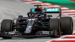F1, Gp Stiria: trionfa Hamilton, Leclerc sperona Vettel