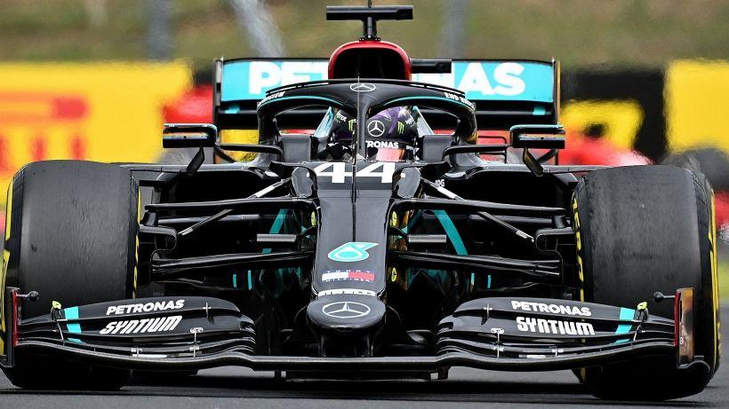 F1, Gp Ungheria: Hamilton umilia tutti. Ferrari lontane e doppiate