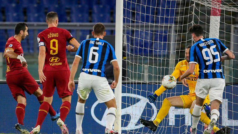 Roma e Inter fanno e disfano: pareggio tra le polemiche