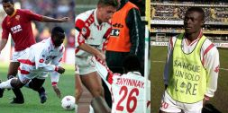 Che fine ha fatto Enyinnaya: lo show con Cassano contro l'Inter