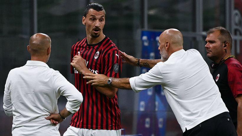 Ansia Milan: il rinnovo di Ibrahimovic tarda ad arrivare