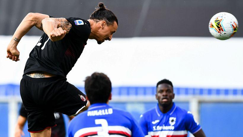 Immobile segna, Ibrahimovic incanta: Lazio e Milan volano ancora
