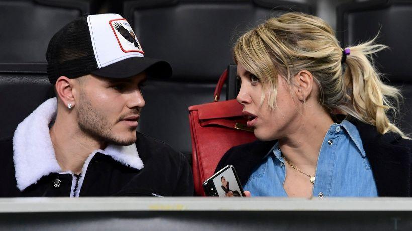 Mercato Inter, Icardi svela tutto: il ruolo di Wanda Nara